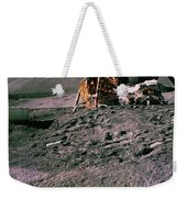Apollo 15 Lunar Module Weekender Tote Bag
