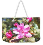 Apple Blossom Abwc Weekender Tote Bag
