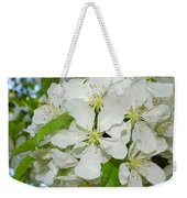 Apple Blossoms On The Trail Weekender Tote Bag