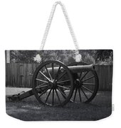 Appomattox Cannon Weekender Tote Bag by Teresa Mucha