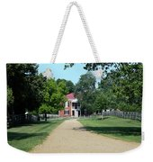 Appomattox County Court House 2 Weekender Tote Bag by Teresa Mucha