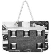 Appomattox Courthouse Weekender Tote Bag by Teresa Mucha
