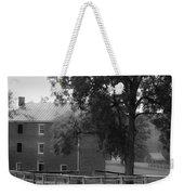 Appomatttox County Jail Virginia Weekender Tote Bag by Teresa Mucha