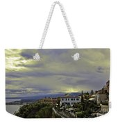 Approaching Storm - Sicily Weekender Tote Bag
