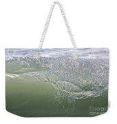 Aqua Action Weekender Tote Bag