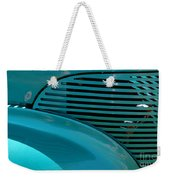 Aqua Magic Weekender Tote Bag