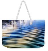 Aquatic Reflections Weekender Tote Bag