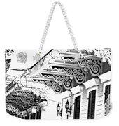 Arabella Brackets Weekender Tote Bag