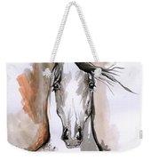 Arabian Horse Ink Drawing 2 Weekender Tote Bag