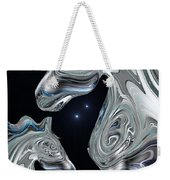 Arabian Nights Weekender Tote Bag