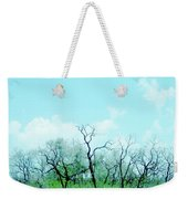 Aransas Nwr Texas Weekender Tote Bag