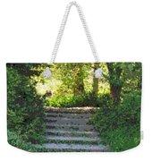 Arboretum Steps Weekender Tote Bag