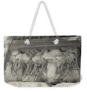 Arch Of Titus, Rome, Italy Weekender Tote Bag