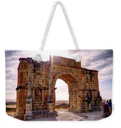 Arch Of Triumph Weekender Tote Bag