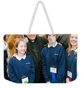 Archbishop Alex Brunett Weekender Tote Bag