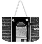 Arched Doors Appomattox Virginia Weekender Tote Bag