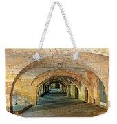 Arched Walkway In Provence Weekender Tote Bag