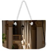 Arches And Columns At The Biltmore Hotel Weekender Tote Bag