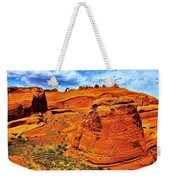 Arches Canyon Weekender Tote Bag