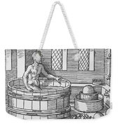 Archimedes And Hydrostatics Weekender Tote Bag