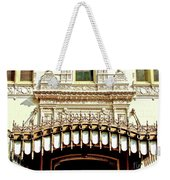 Architectural Detail New Orleans Weekender Tote Bag