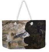 Architectural Detail Of Stone Work Weekender Tote Bag