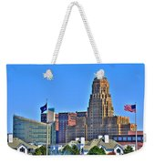 Architectural Eye Candy Weekender Tote Bag