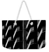 Architectural Uniformity Weekender Tote Bag