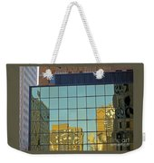 Architecture Awry Weekender Tote Bag