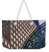 Architecture Building Patterns Weekender Tote Bag