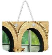 Architecture Memphis Weekender Tote Bag
