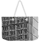 Architecture Reflections Weekender Tote Bag