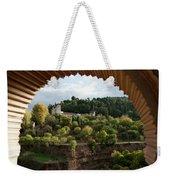 Archway Frame Weekender Tote Bag