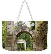 Archway Path Weekender Tote Bag