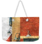 Arcitecture  Painted Effect Weekender Tote Bag