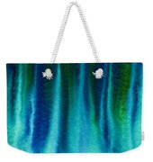 Arctic Spires Of Ice Weekender Tote Bag