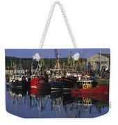 Ardglass, Co Down, Ireland Fishing Weekender Tote Bag