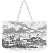 Argentina: Gauchos, 1853 Weekender Tote Bag