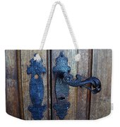 Argentinian Door Decor 1 Weekender Tote Bag