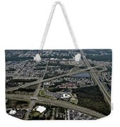 Ariel View Of Orlando Florida Weekender Tote Bag