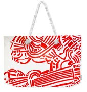 Arise  Les Paul Weekender Tote Bag