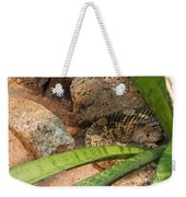 Arizona Rattler Weekender Tote Bag