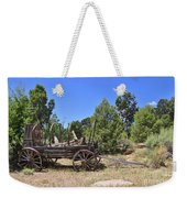 Arizona Wagon Weekender Tote Bag