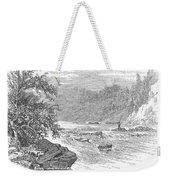Arkansas: Ouachita River Weekender Tote Bag by Granger