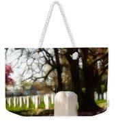 Arlington Cemetary Weekender Tote Bag