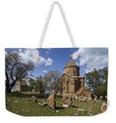 Armenian Church On Adkamar Island Weekender Tote Bag