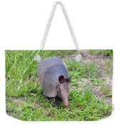 Armored Armadillo 01 Weekender Tote Bag