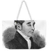 Arnold Buffum (1782-1859) Weekender Tote Bag