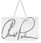 Arnold Palmer (1929-  ) Weekender Tote Bag
