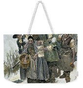 Arresting A Witch Weekender Tote Bag by Granger